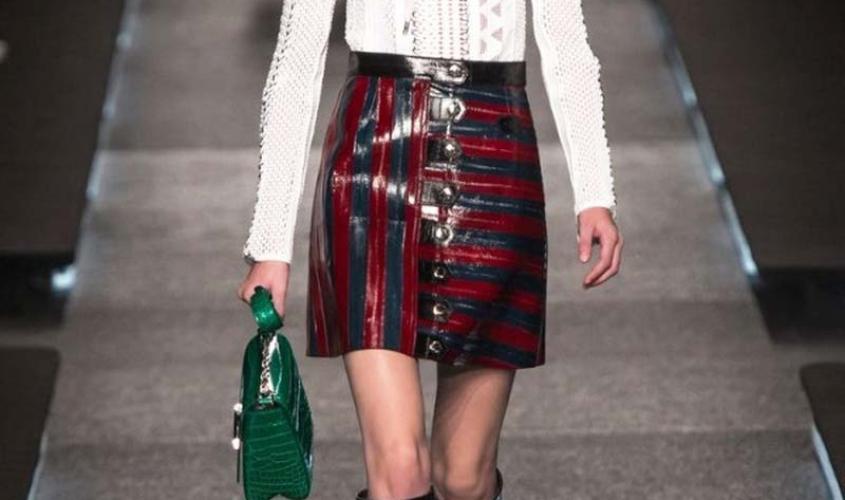 Кожаные юбки пошив на заказ Ателье по коже - 30