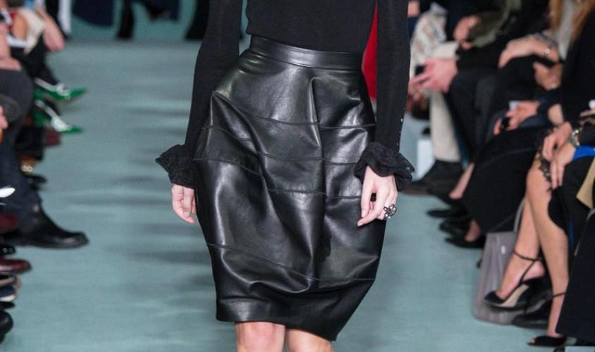 Кожаные юбки пошив на заказ Ателье по коже - 43