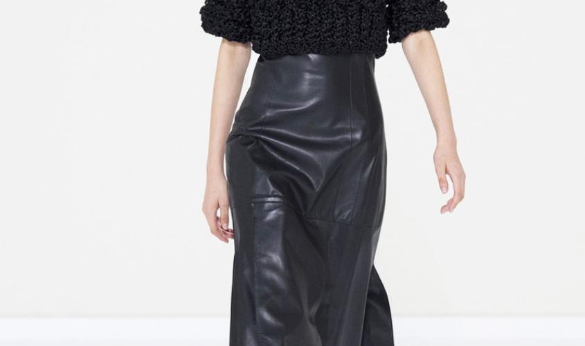 Кожаные юбки пошив на заказ Ателье по коже - 44