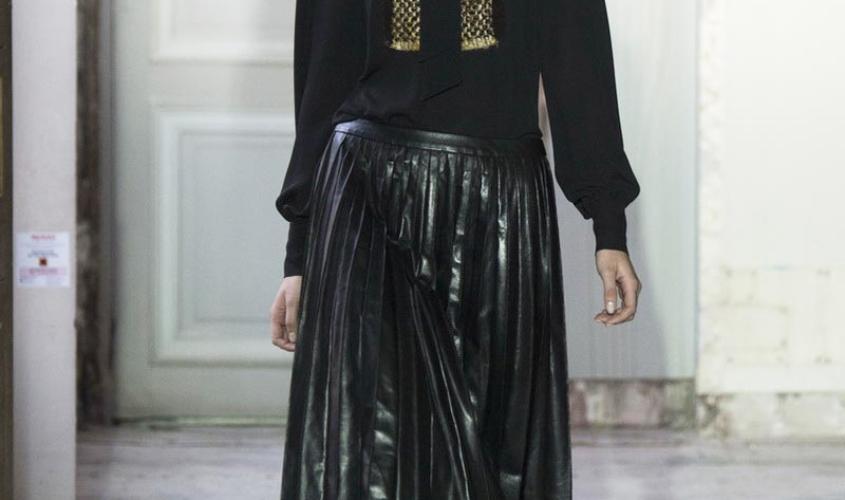 Кожаные юбки пошив на заказ Ателье по коже - 50