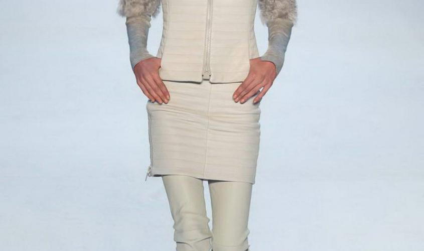 Кожаные юбки пошив на заказ Ателье по коже - 62