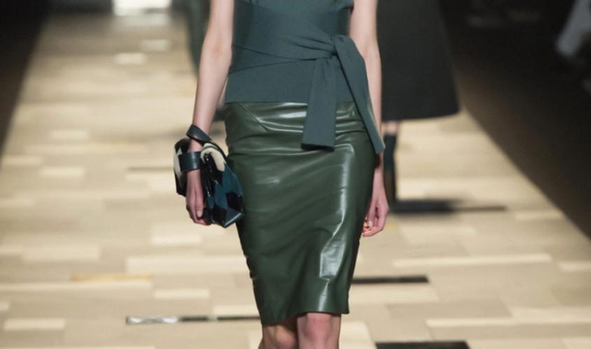 Кожаные юбки пошив на заказ Ателье по коже - 64