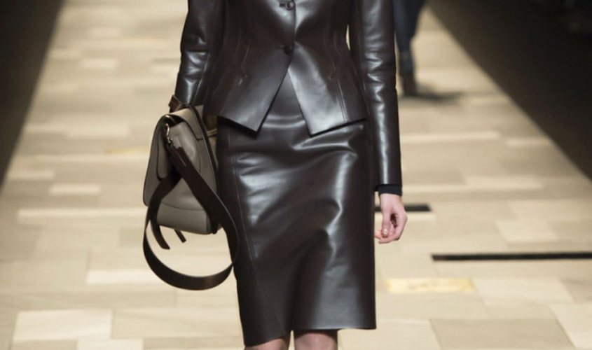 Кожаные юбки пошив на заказ Ателье по коже - 66