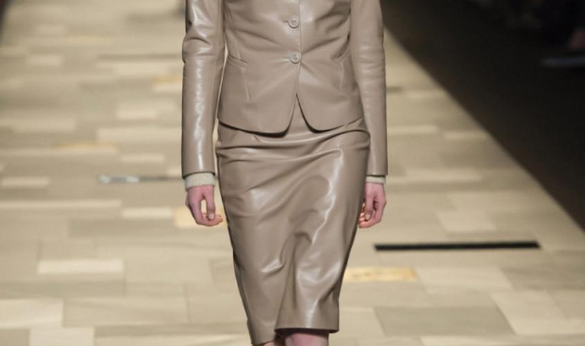 Кожаные юбки пошив на заказ Ателье по коже - 67