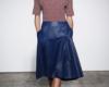 Кожаные юбки пошив на заказ Ателье по коже - 69
