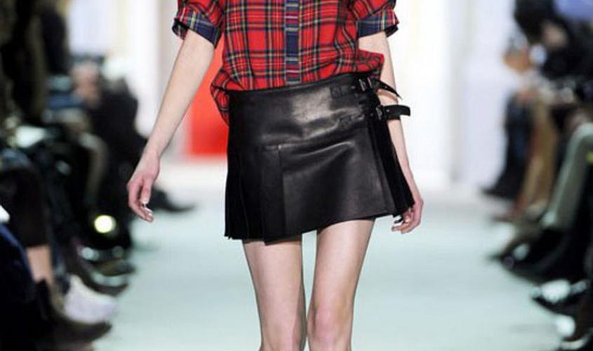 Кожаные юбки пошив на заказ Ателье по коже - 72