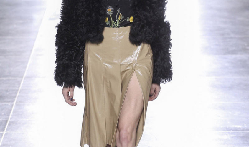 Кожаные юбки пошив на заказ Ателье по коже - 74