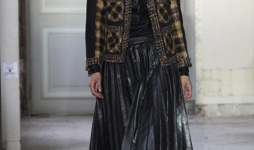 Кожаные юбки пошив на заказ Ателье по коже - 81