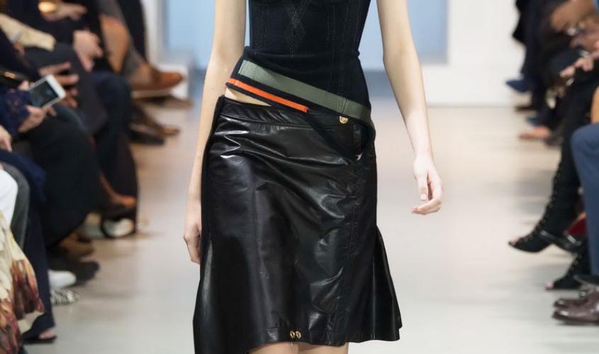 Кожаные юбки пошив на заказ Ателье по коже - 85