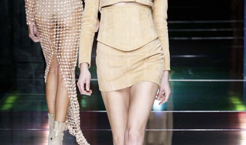 Кожаные юбки пошив на заказ Ателье по коже - 89