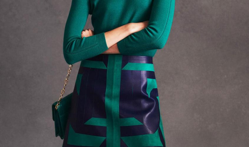 Кожаные юбки пошив на заказ Ателье по коже - 96