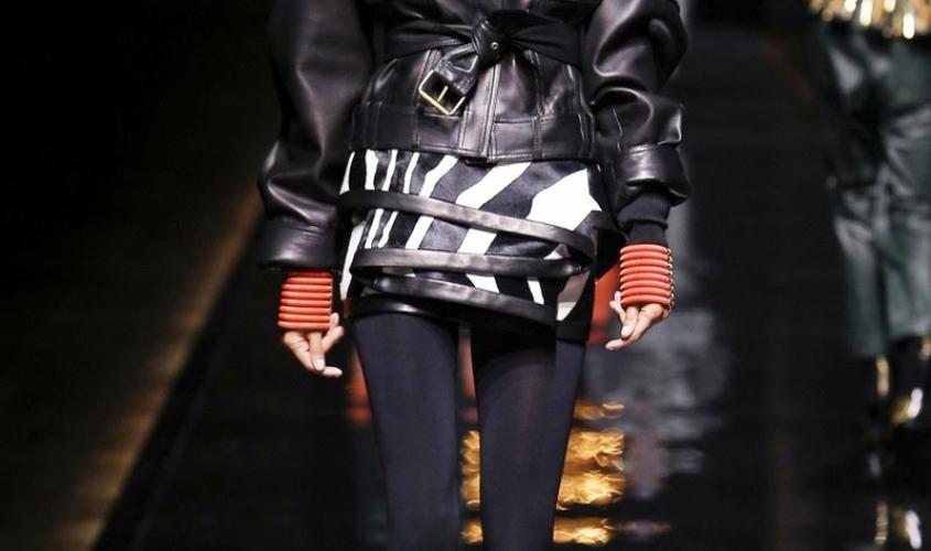 Кожаные юбки пошив на заказ Ателье по коже - 99