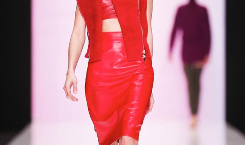 Кожаный костюм женский пошив Ателье по коже Чебоксары - 37