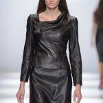 Кожаный костюм женский пошив Ателье по коже Чебоксары - фото 20
