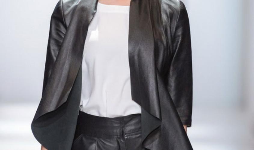 Кожаный костюм женский пошив Ателье по коже Чебоксары - 24