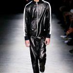 Кожаный костюм — хит сезона