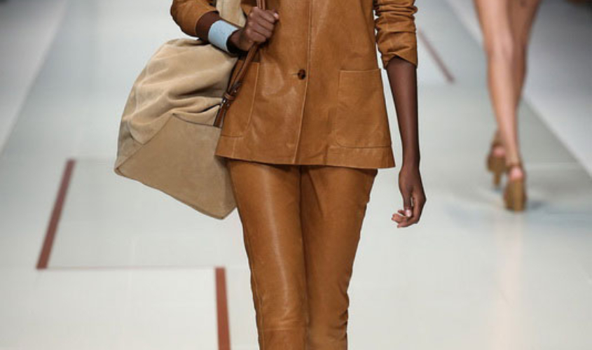 Кожаный костюм женский пошив Ателье по коже Чебоксары - 31
