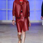 Кожаный костюм женский пошив Ателье по коже Чебоксары - фото 33