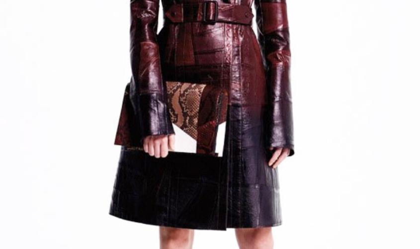 Кожаный плащ женский пошив в Ателье по коже - 27
