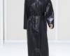 Кожаный плащ женский пошив в Ателье по коже - 37