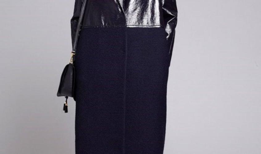 Кожаный плащ женский пошив в Ателье по коже - 64