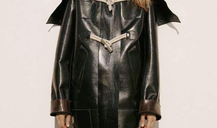 Кожаный плащ женский пошив в Ателье по коже - 67