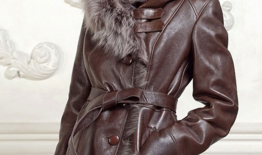 Дубленки женские пошив на заказ в Ателье по коже Чебоксары - 11