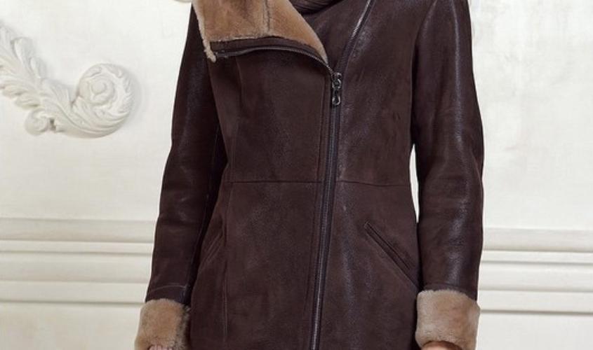 Дубленки женские пошив на заказ в Ателье по коже Чебоксары - 14
