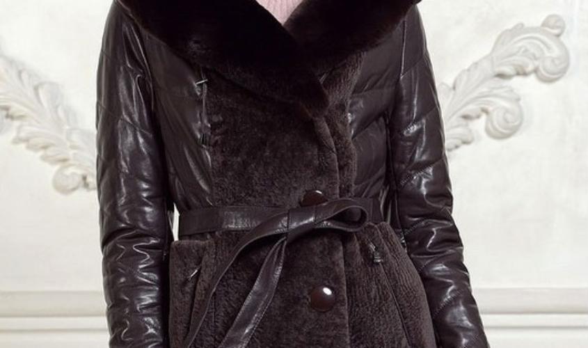 Дубленки женские пошив на заказ в Ателье по коже Чебоксары - 16