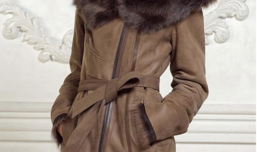 Дубленки женские пошив на заказ в Ателье по коже Чебоксары - 23