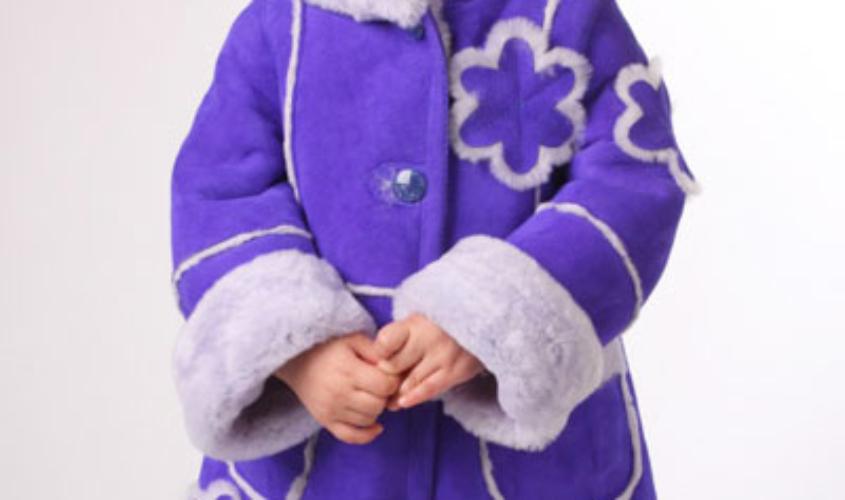 Дубленки детские пошив на заказ в Ателье по коже Чебоксары - 1