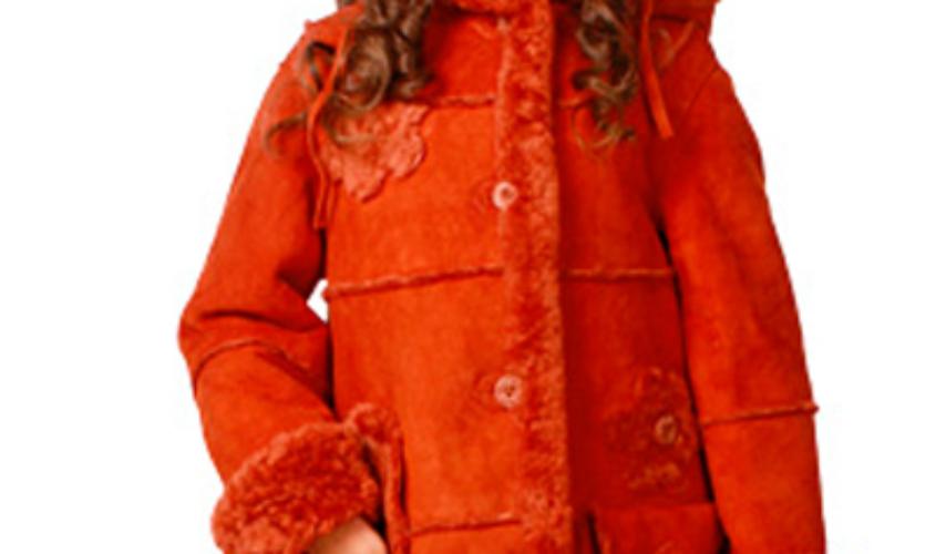 Дубленки детские пошив на заказ в Ателье по коже Чебоксары - 20