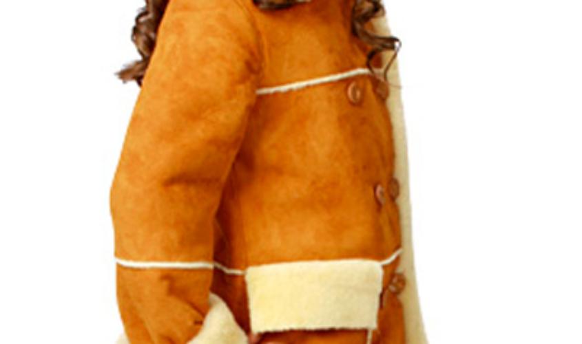 Дубленки детские пошив на заказ в Ателье по коже Чебоксары - 21