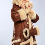 Дубленки детские пошив на заказ в Ателье по коже Чебоксары - фото 27