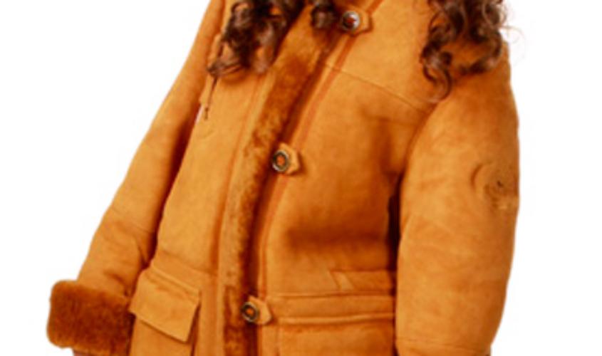 Дубленки детские пошив на заказ в Ателье по коже Чебоксары - 6