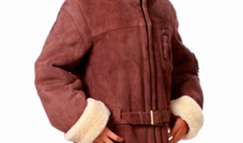 Дубленки детские пошив на заказ в Ателье по коже Чебоксары - 7
