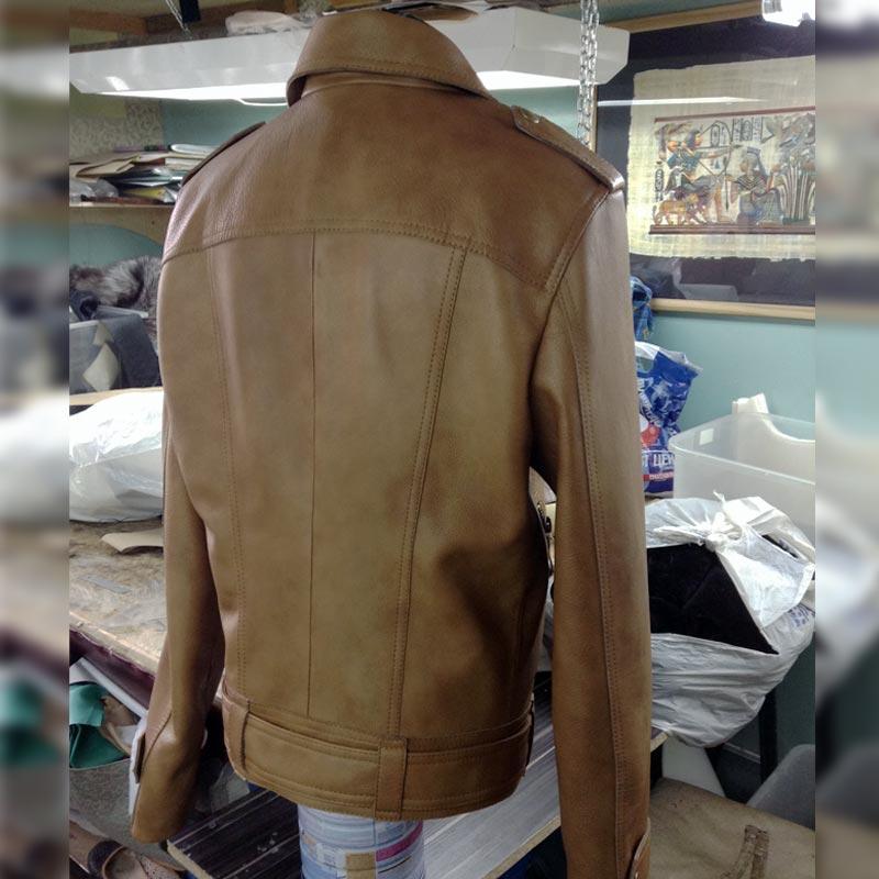 Отзыв клиента Ателье по коже Чебоксары — пошив куртки-косухи