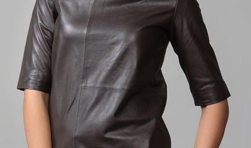 Женские рубашки кожаные пошив на заказ в Ателье по коже Чебоксары - 1