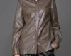 Женские рубашки кожаные пошив на заказ в Ателье по коже Чебоксары - 16