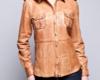 Женские рубашки кожаные пошив на заказ в Ателье по коже Чебоксары - 18