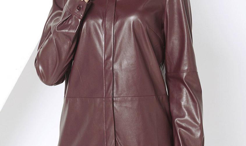 Женские рубашки кожаные пошив на заказ в Ателье по коже Чебоксары - 8