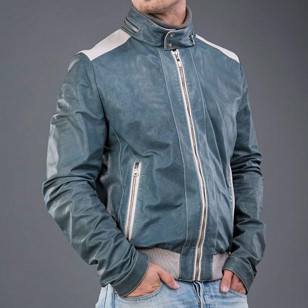 Куртки кожаные мужские 27 — Ателье по коже