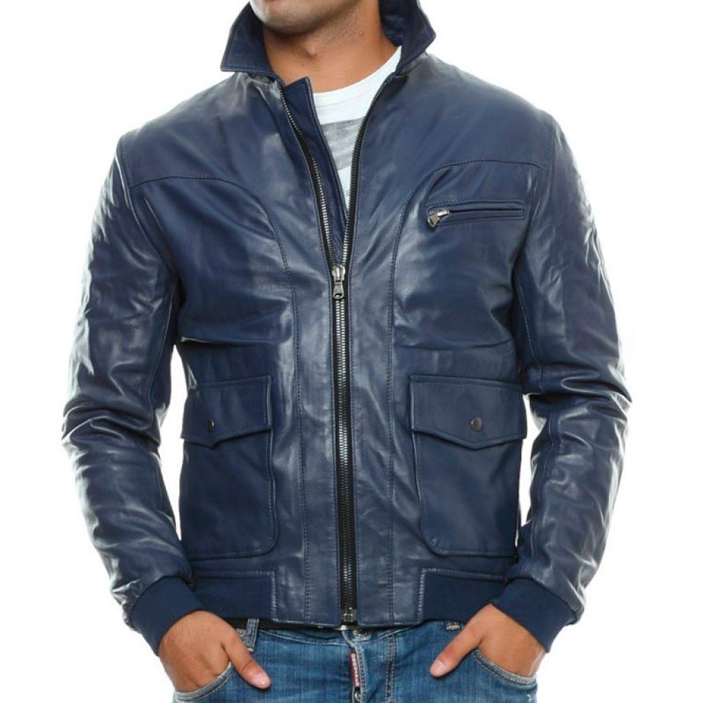 Куртки кожаные мужские 31 — Ателье по коже