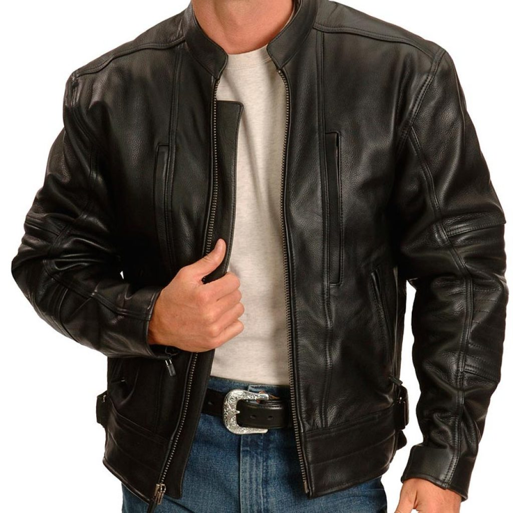 Куртки кожаные мужские 34 — Ателье по коже
