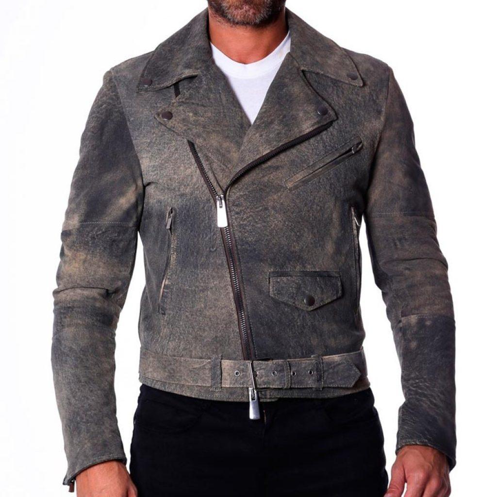Куртки кожаные мужские 35 — Ателье по коже