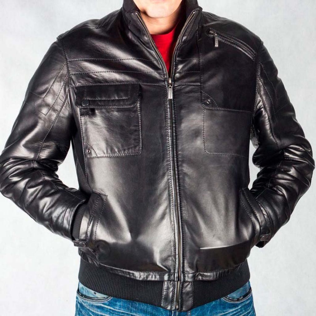 Куртки кожаные мужские 41 — Ателье по коже
