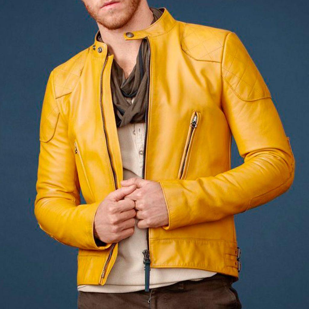 Куртки кожаные мужские 42 — Ателье по коже