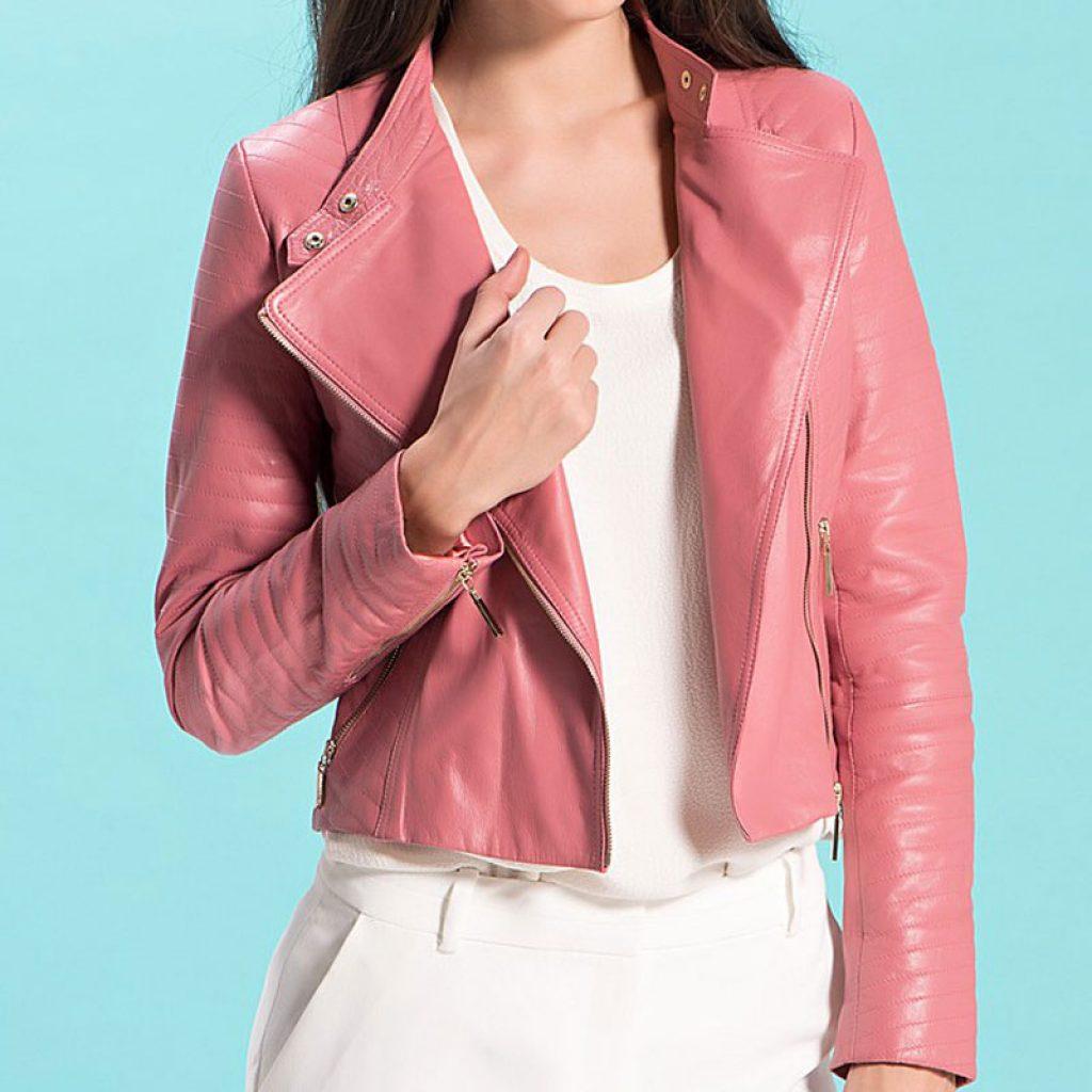 Куртка кожаная женская 10 — Ателье по коже