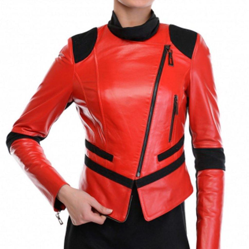 Куртка кожаная женская 6 — Ателье по коже
