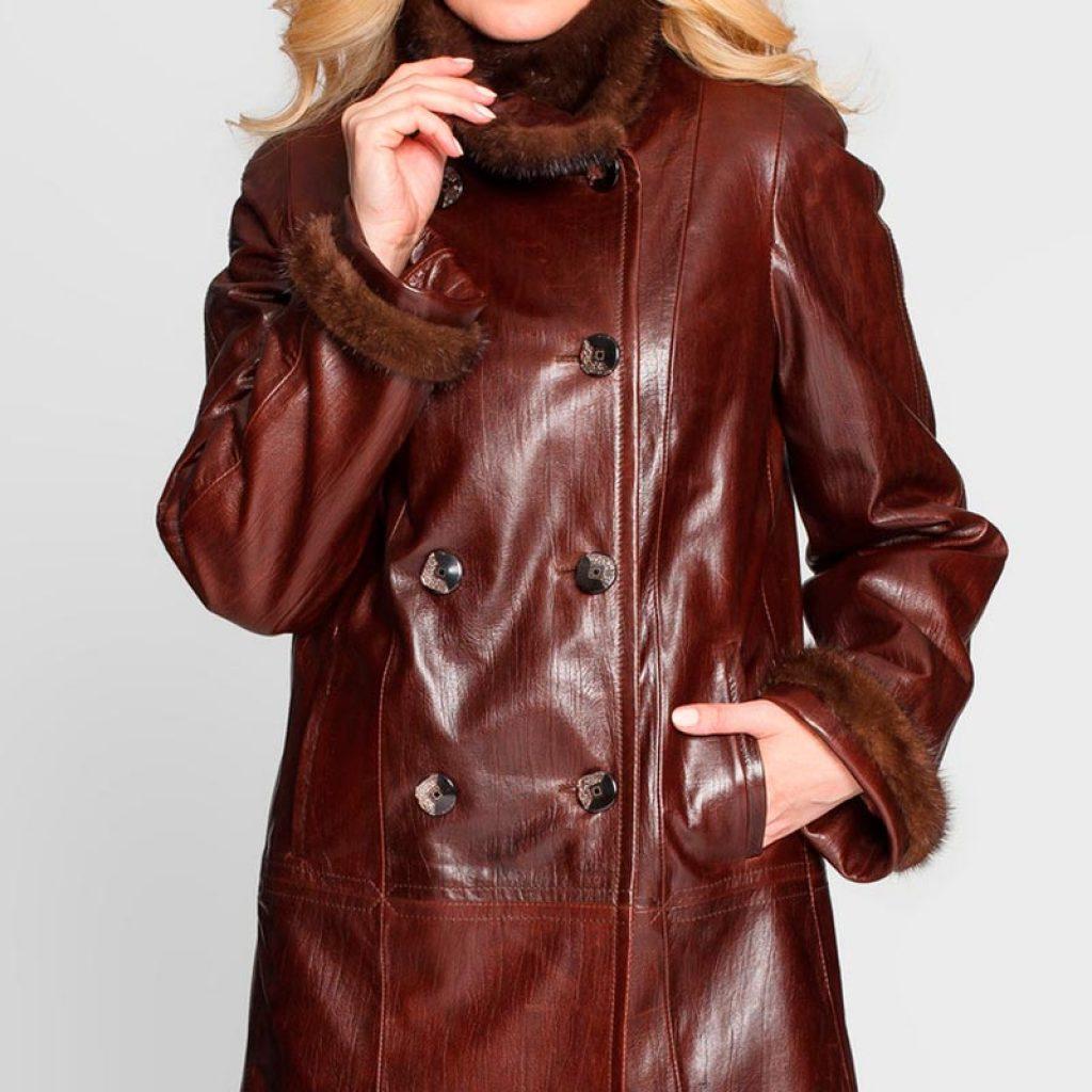 Куртка кожаная женская 7 — Ателье по коже
